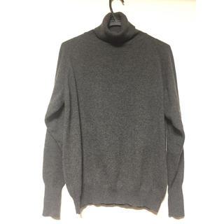 アニオナ(Agnona)のAGNONA カシミヤ 100% セーター(ニット/セーター)