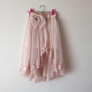 リズリサ(LIZ LISA)のLIZLISAスカート(ひざ丈スカート)