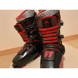 ☆【入門にも!】'15 FT TOM WALLISCH 25.5cm【ジャンク】(ブーツ)