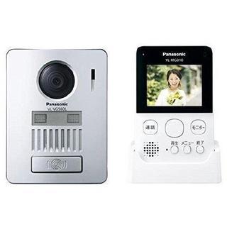 パナソニック(Panasonic)の【新品】ワイヤレス テレビ ドアホン VL-SGD10L(その他 )