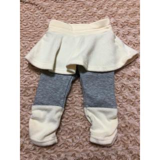 ニシマツヤ(西松屋)の80サイズ スカート&スパッツ(スカート)