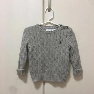 ラルフローレン(Ralph Lauren)のラルフローレン ニット セーター 80(ニット/セーター)