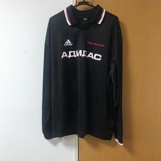 アディダス(adidas)のGosha Rubchinsky Adidas Fotball Tee(ポロシャツ)
