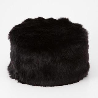 アーバンリサーチ(URBAN RESEARCH)のロシアン帽 ブラック(その他)