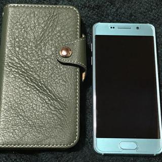 サムスン(SAMSUNG)の(美品)Galaxy Feel sc-04j (スマートフォン本体)