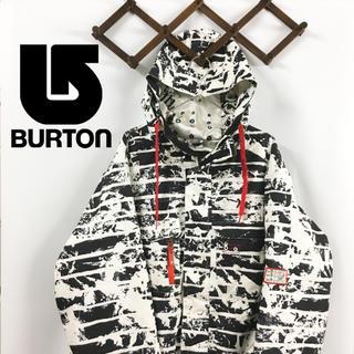 バートン(BURTON)のBURTON バートン スノボウェア スキーウェア アウター 美品(ウエア/装備)