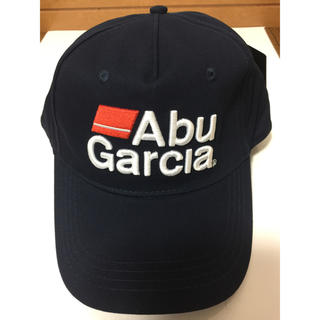 Abu Garcia アブガルシア キャップ 【新品】(ウエア)