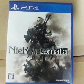スクウェアエニックス(SQUARE ENIX)のニーアオートマタ Nier Automata PS4(家庭用ゲームソフト)