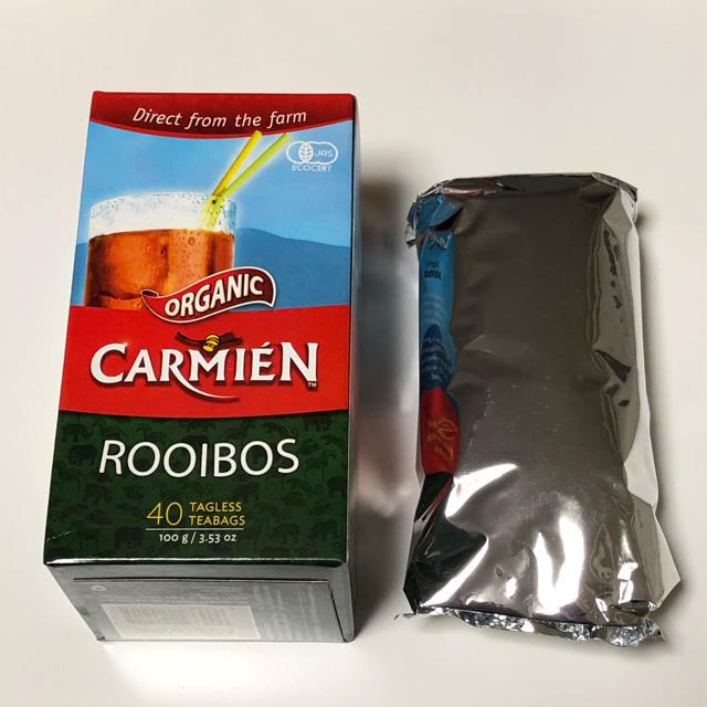 コストコ(コストコ)のルイボスティー 1パック20個入り 食品/飲料/酒の飲料(茶)の商品写真