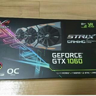 エイスース(ASUS)のASUS Geforce GTX1060 STRIX(PCパーツ)