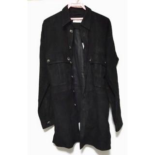 バルマン(BALMAIN)のfaith connexion plaid leather shirts (シャツ)