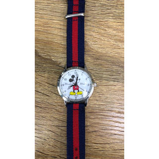ディズニー(Disney)のミッキーマウス 腕時計 メール便可能?↓ グッズ色々あり 期間限定(腕時計)