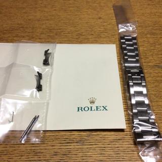 ロレックス(ROLEX)のロレックス 三連ブレス ステンレス エクスプローラⅡ 78790(金属ベルト)