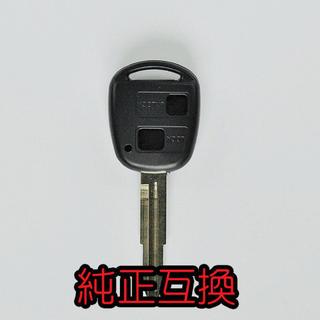 (^_^)v  ダイハツ車用 キー レス ブランクキー  2ボタン ビス付き(セキュリティ)