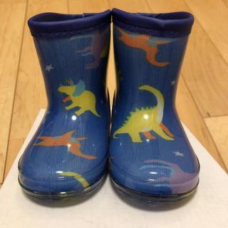 キッズフォーレ(KIDS FORET)の新品未使用☆長靴 ベービー キッズ 13cm(長靴/レインシューズ)