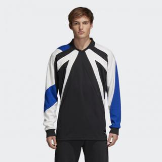 アディダス(adidas)の新品 adidas / イーキューティー  Tシャツ EQT 18 LS TEE(Tシャツ/カットソー(七分/長袖))