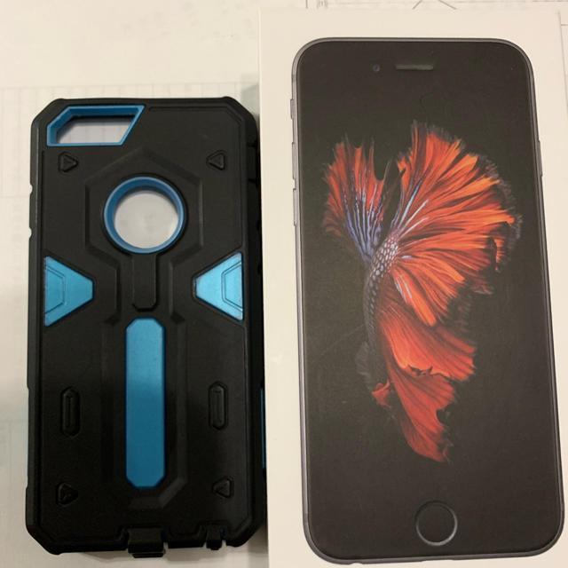 iPhone6s スマホ/家電/カメラのスマートフォン/携帯電話(スマートフォン本体)の商品写真