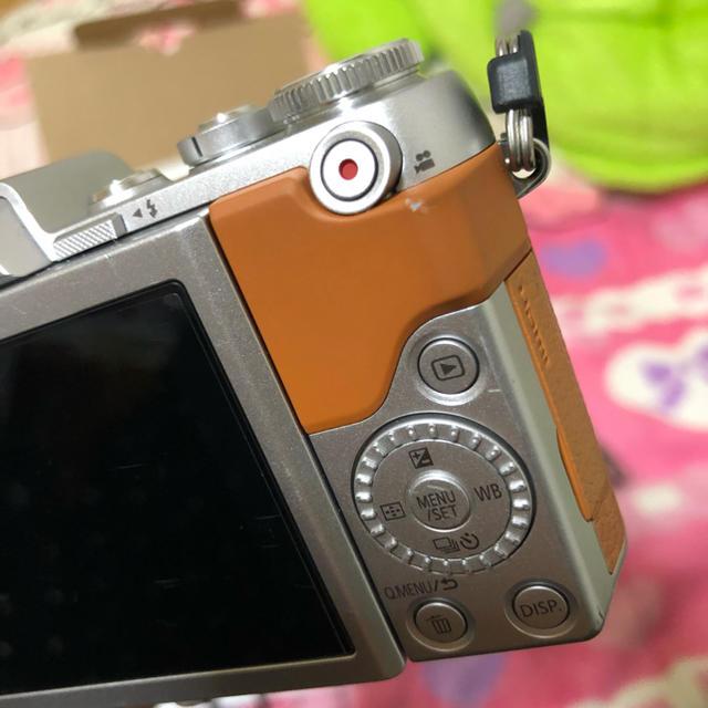 Panasonic(パナソニック)の専用 スマホ/家電/カメラのカメラ(ミラーレス一眼)の商品写真