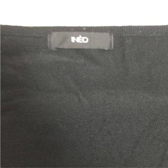 INED(イネド)のイネド INED カシュクール ニット セーター レディースのトップス(ニット/セーター)の商品写真