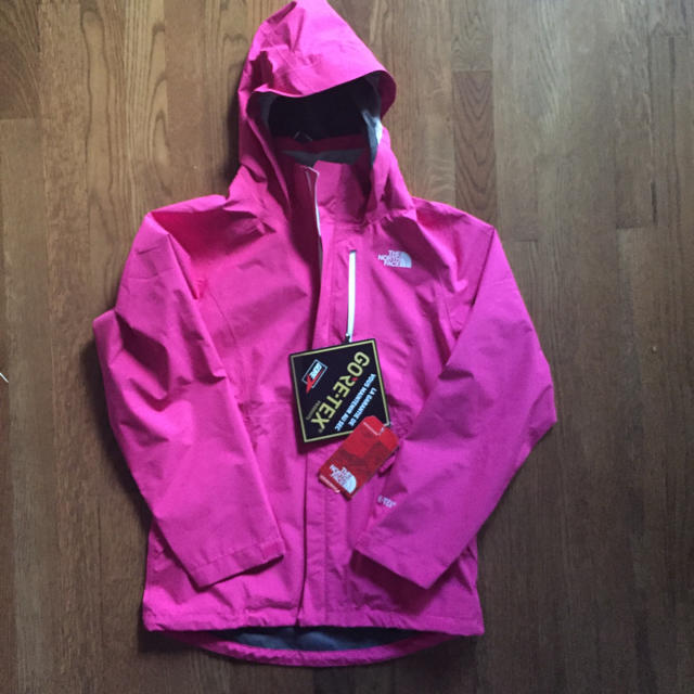 THE NORTH FACE(ザノースフェイス)の【新品】Gore-Tex ノースフェイス girls14ー16 マウンテンパーカ レディースのジャケット/アウター(ナイロンジャケット)の商品写真