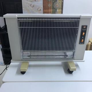 中古  サンルミエ 速暖 遠赤外線 輻射式 暖房機 (電気ヒーター)