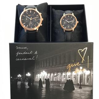 アニエスベー 腕時計 ペア 新品 未使用 セイコー クリスマス プレゼント(腕時計)