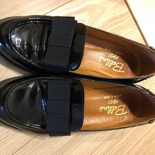 ディエゴベリーニ(DIEGO BELLINI)のベリーニ リボンローファー(ローファー/革靴)