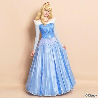 シークレットハニー オーロラ姫ドレス