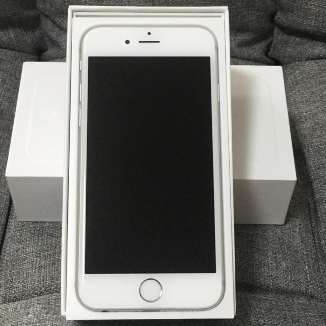 iPhone(アイフォーン)の完品 美品docomo iPhone6 64GB スマホ/家電/カメラのスマートフォン/携帯電話(スマートフォン本体)の商品写真