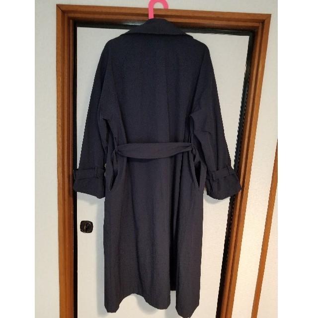 GU(ジーユー)のしーな様専用GU ナイロントレンチコート レディースのジャケット/アウター(トレンチコート)の商品写真