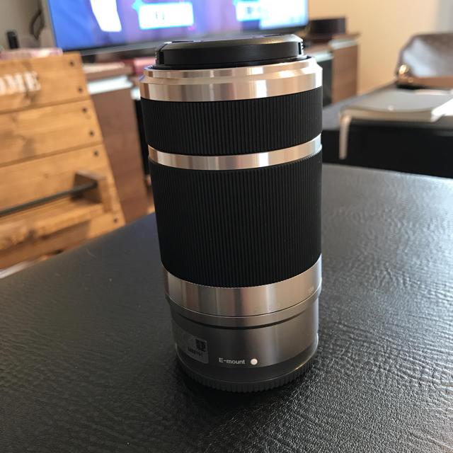 SONY(ソニー)の望遠レンズ(もみさん専用) スマホ/家電/カメラのカメラ(レンズ(ズーム))の商品写真