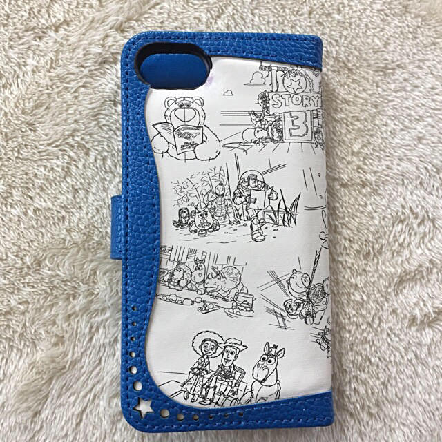 Disney(ディズニー)のトイストーリー  iPhone7/6/6sケース スマホ/家電/カメラのスマホアクセサリー(iPhoneケース)の商品写真