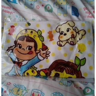 ふなっしー&ペコちゃん コラボ フェイスタオル(タオル)