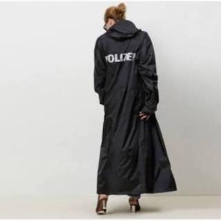 Balenciaga - VETEMENTS レインコート