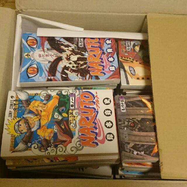 集英社(シュウエイシャ)のNARUTO 72巻 全巻 エンタメ/ホビーの漫画(全巻セット)の商品写真