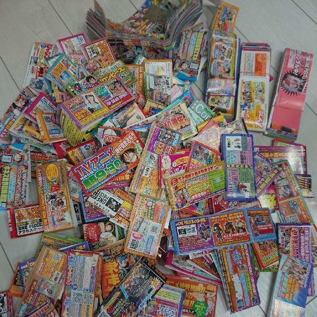 送料無料 ONE PIECE 帯 ワンピース 帯 400枚 送料込み ミニ原画付 エンタメ/ホビーの漫画(少年漫画)の商品写真
