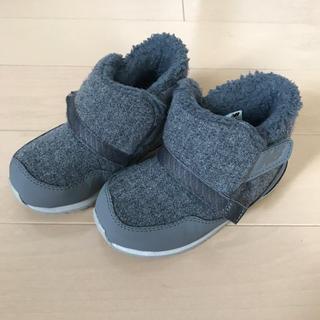 ニューバランス(New Balance)のNew Balanceニューバランス ムートンブーツ風スニーカー(15.5cm)(ブーツ)