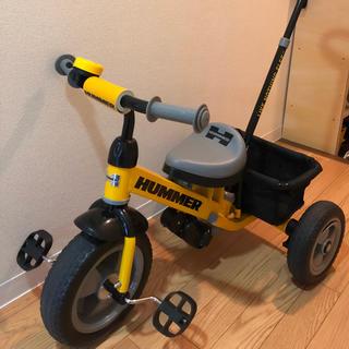 ハマー(HUMMER)のハマーHUMMER三輪車 子供用(三輪車)