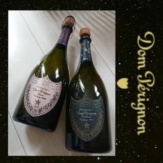 ドンペリニヨン(Dom Pérignon)のジェス様専用です💝ドン ぺリニヨン 空瓶セット ドンペリ  (シャンパン/スパークリングワイン)