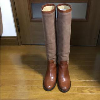 ロングブーツ 36(ブーツ)