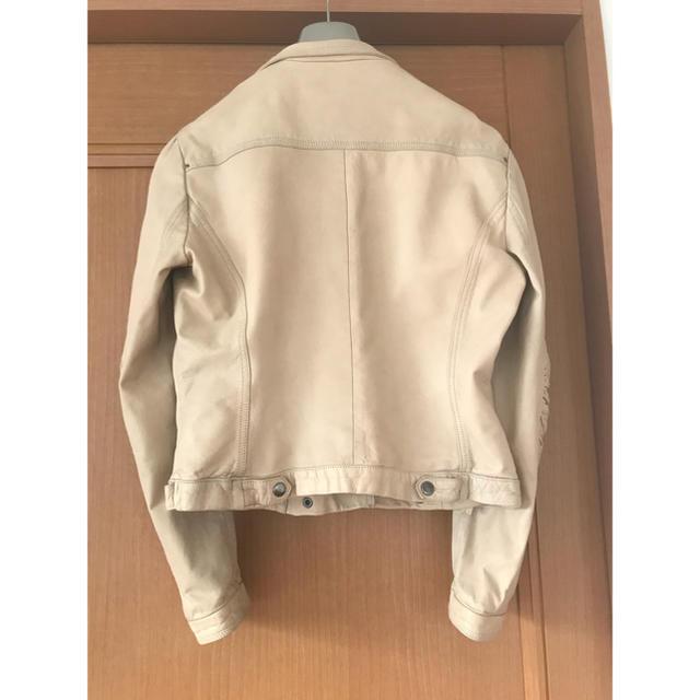 ZARA(ザラ)のZARA ザラ レザージャケット ライダース 革 レディースのジャケット/アウター(その他)の商品写真
