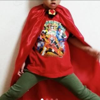 なりきり戦隊ヒーローマント!!(キャラクターグッズ)