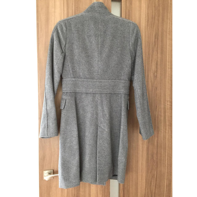 ZARA(ザラ)の年末セール!12月31日まで☆ 試着のみ 美品 zara  コート レディースのジャケット/アウター(ロングコート)の商品写真