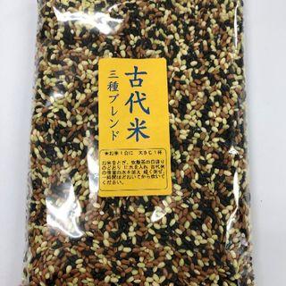 古代米3種ブレンド 800g(米/穀物)