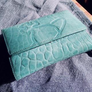 ヴィヴィアンウエストウッド(Vivienne Westwood)のヴィヴィアン 財布 ミントグリーン 値下げ(財布)