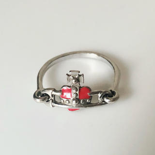 ヴィヴィアンウエストウッド(Vivienne Westwood)の【値下げしました】ヴィヴィアンウエストウッド セーフティピン リング925(リング(指輪))