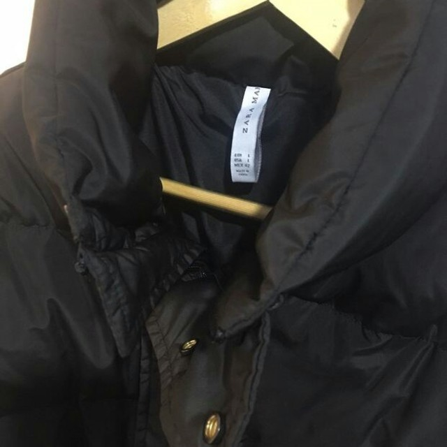 ZARA(ザラ)の【高品質】ZARA  ダウンジャケット メンズのジャケット/アウター(ダウンジャケット)の商品写真