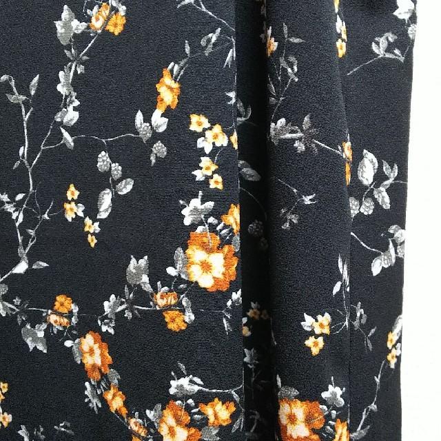 ZARA(ザラ)のZARA 花柄キャミソールワンピース レディースのワンピース(ロングワンピース/マキシワンピース)の商品写真