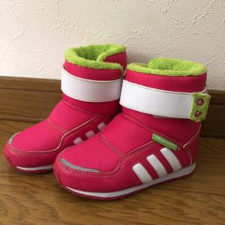 アディダス(adidas)の良品 アディダス プリマロフト使用 ブーツ 14cm (ブーツ)