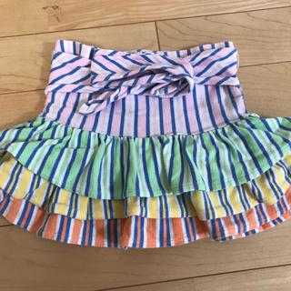 ラルフローレン(Ralph Lauren)の専用 ラルフローレン フリルスカート 80 2t(スカート)